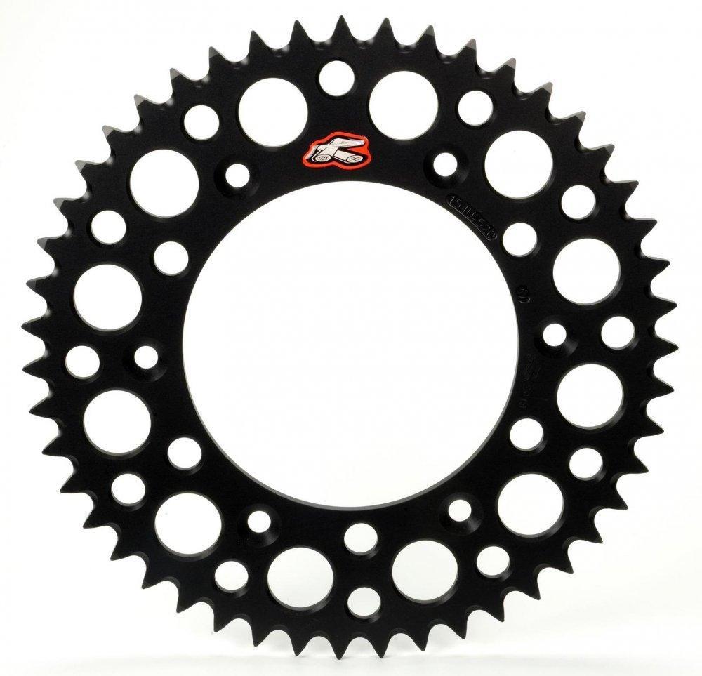 Звезда задняя Renthal Ultralight Black 520