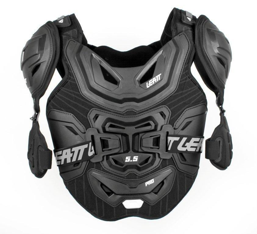Мотозащита тіла LEATT Chest Protector Pro 5.5 [Black], XXL