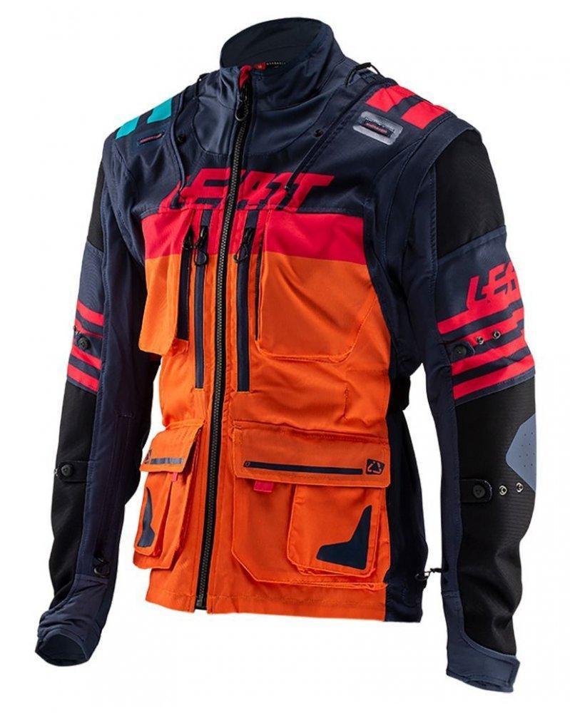 Мото куртка LEATT Jacket GPX 5.5 Enduro [Orange], XL