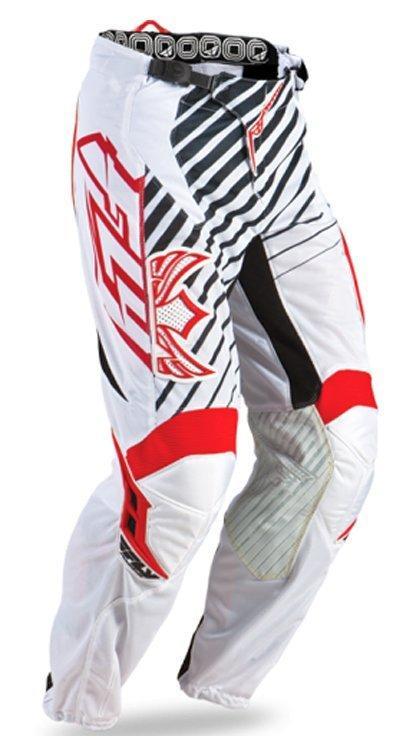 Мото штаны FLY MESH PANT [RED], 36
