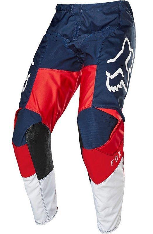 Мото штаны FOX 180 HONDA PANT [NAVY RED], 38