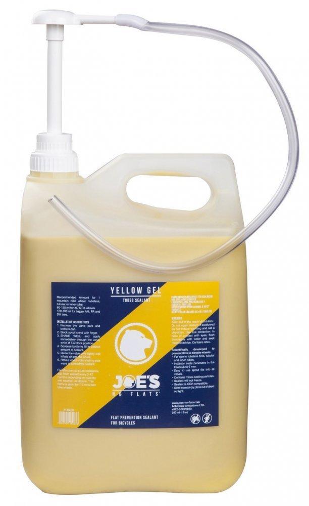 Герметик Joes No Flats Yellow Gel Tyre Sealant [5L], Sealant