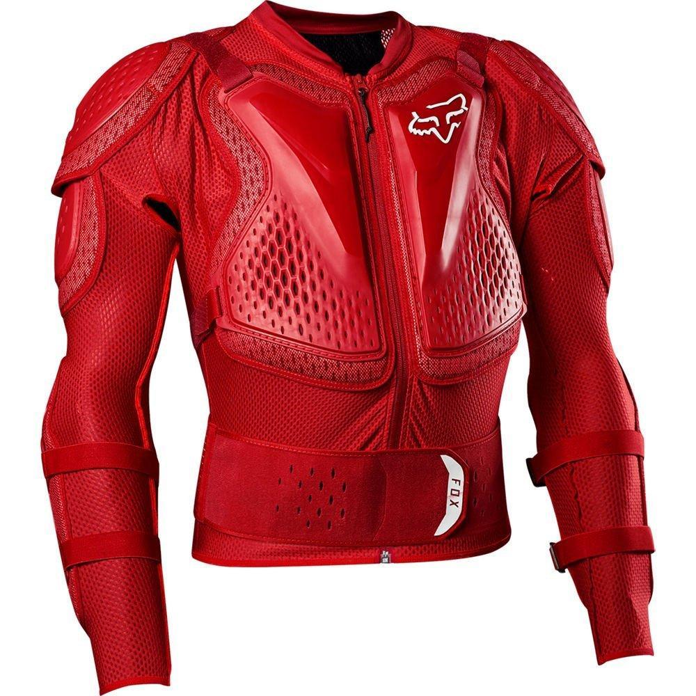 Мотозащита тела FOX TITAN SPORT JACKET [FLAME RED], XL