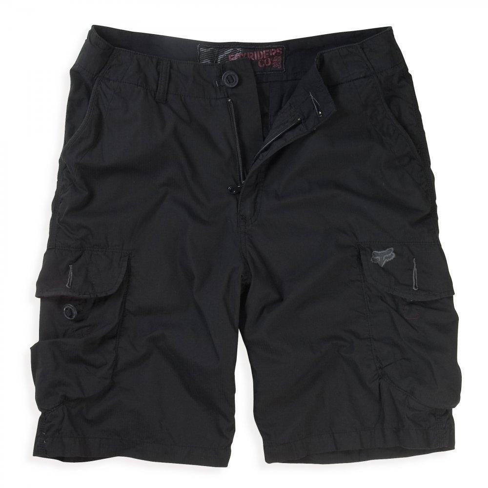 Повседневные шорты FOX Surbachi Cargo Short [Black], 34