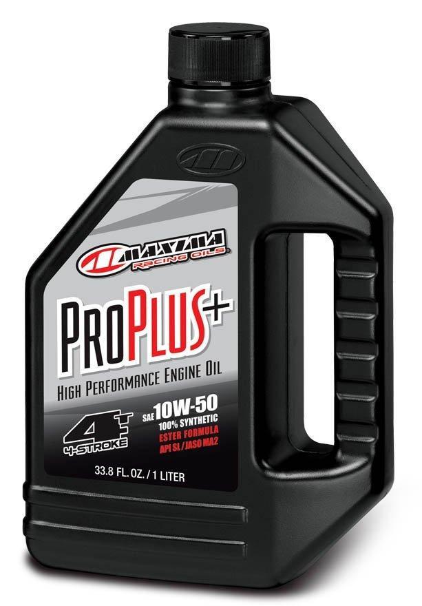 Мото масло моторное Maxima PRO PLUS+ [1л], 10w-40