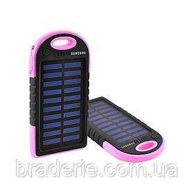 Power Bank Samsung 8000 mAh с солнечной батареей