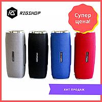 Беспроводная портативная Bluetooth колонка Hopestar Sps A6. Хопстар А6 Sound System Pro Black Blue Red 35 Вт