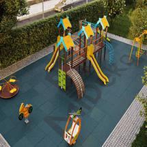 Проекти дитячих майданчиків