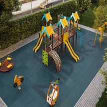 Проекты детских площадок