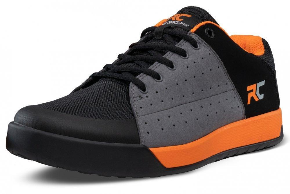 Вело обувь Ride Concepts Livewire Men's [Charcoal/Orange], 10