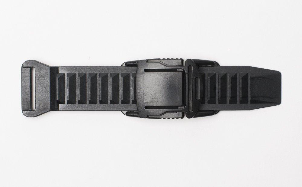 BUCKLE REPLACEMENT - FOR PANT [BLACK], One Size