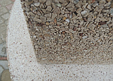 """Бетонний Стіл-мийка """"Каїр"""" для вуличного каміна, барбекю, фото 9"""