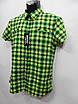 Мужская рубашка с коротким рукавом Fishbone оригинал (064КР) р.48, фото 3