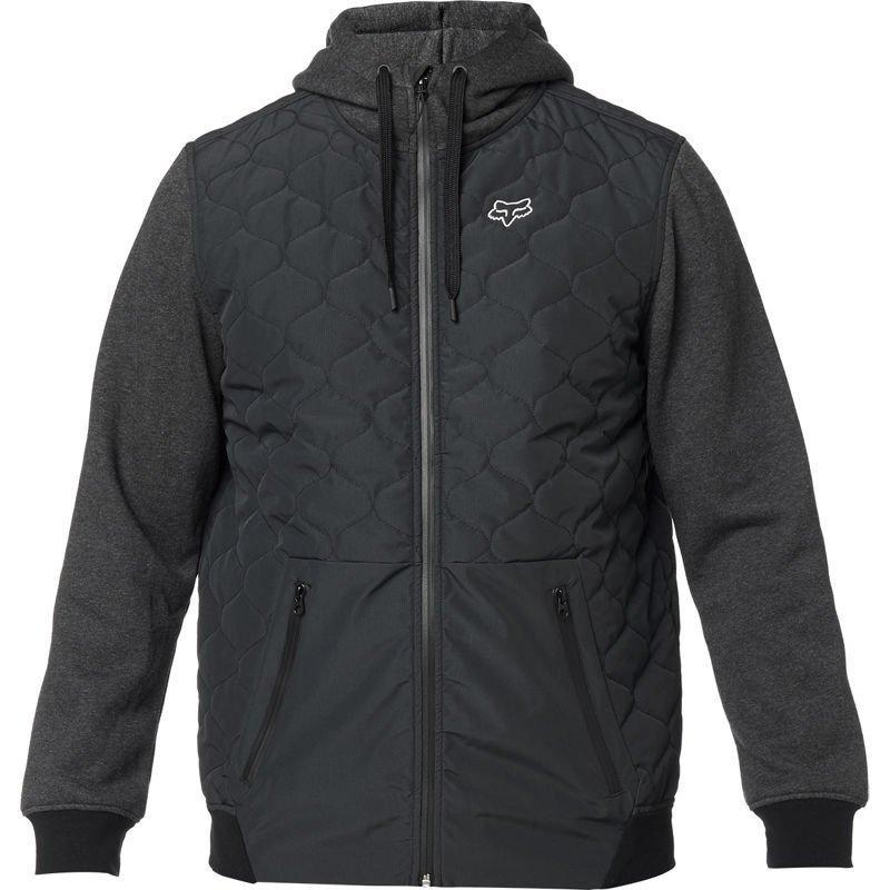Куртка FOX REDUCER ZIP FLEECE [BLACK], L
