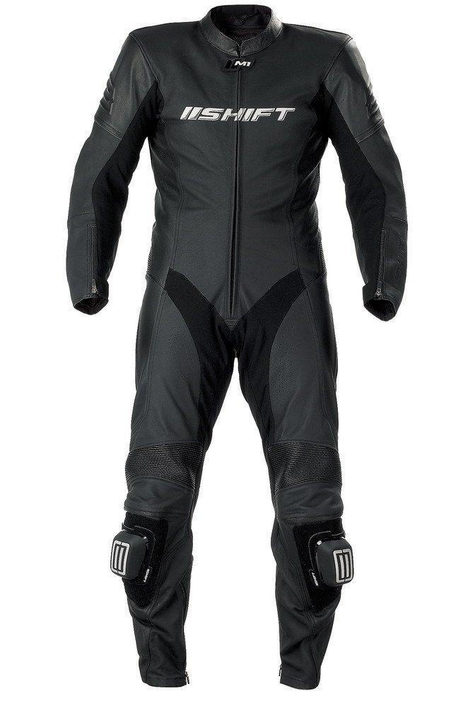 Комбинезон SHIFT M1 Leather Suit [Black], L
