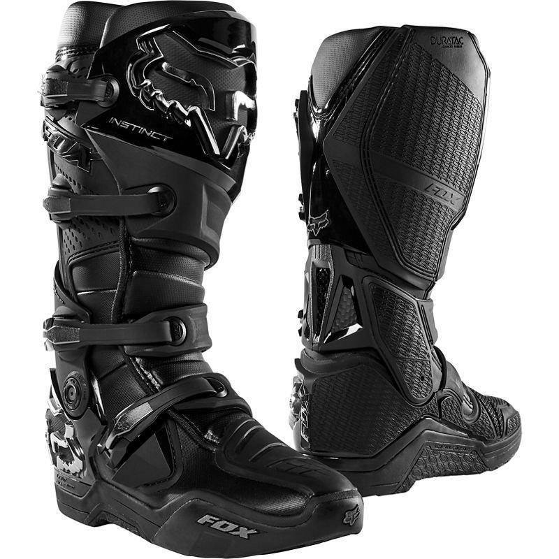 Мотоботы FOX Instinct Boot [BLACK], 14