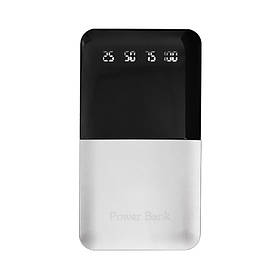 Power Bank Js-191 Smart charge 10000 mAh фонарик 2 Led (3600mAh)