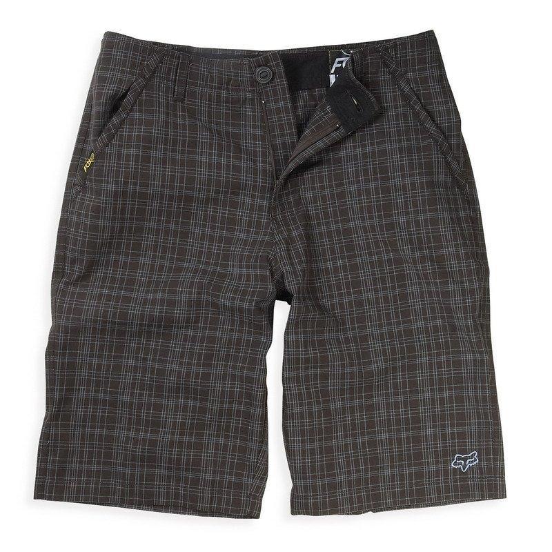 Повседневные шорты FOX Kaliber Short [Dark Brown], 33