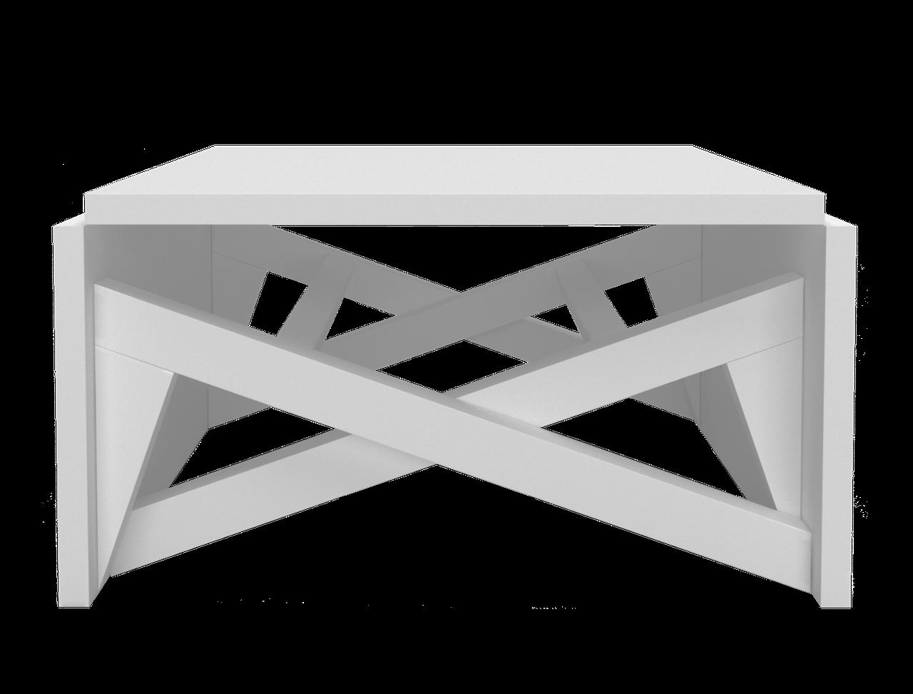 Стол-трансформер Папа Карло (с доставкой) Белый