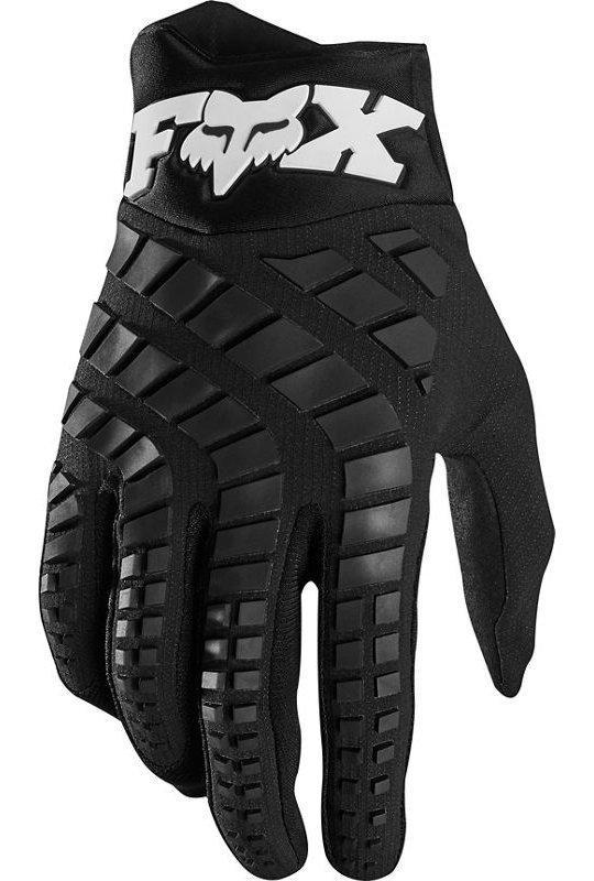 Мото перчатки FOX 360 GLOVE [BLACK WHITE], L (10)