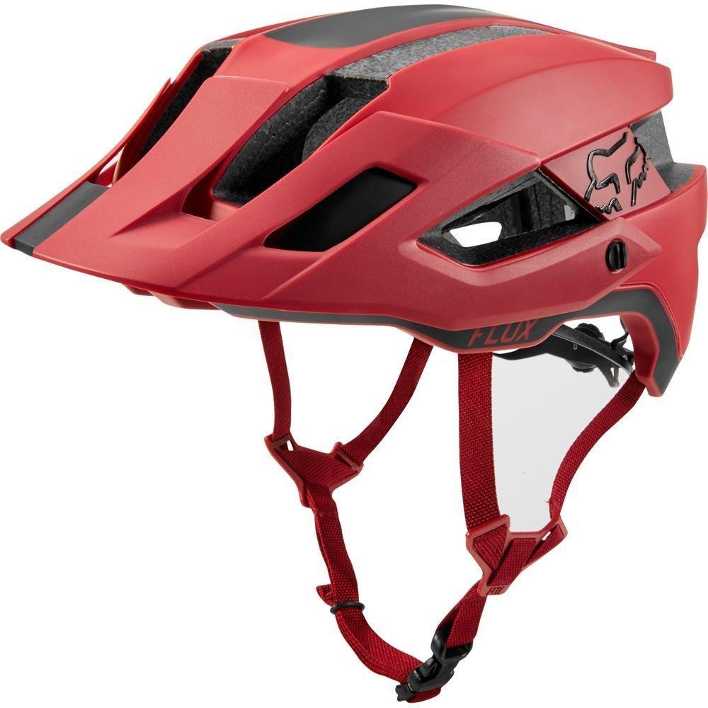 Вело шлем FOX FLUX HELMET RUSH [Cardinal], S/M