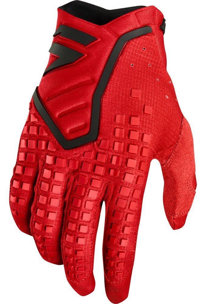 Мото перчатки SHIFT 3LACK PRO GLOVE [RED], M (9)