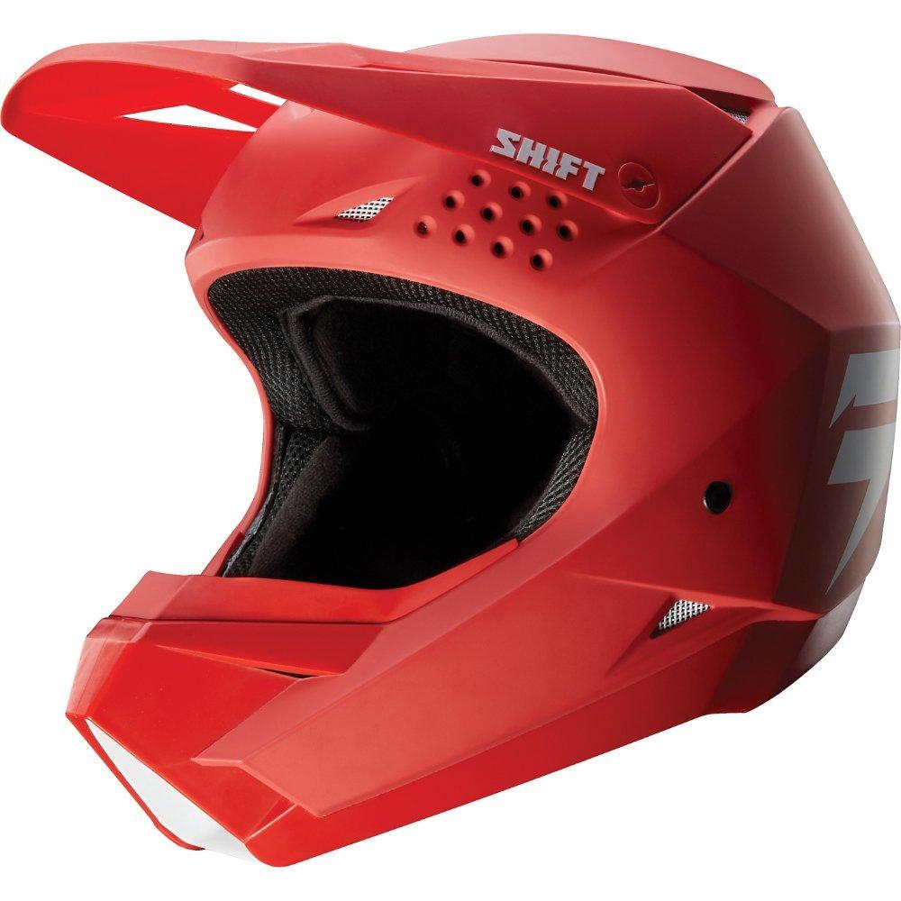 Мотошлем SHIFT WHIT3 HELMET [RED], XL