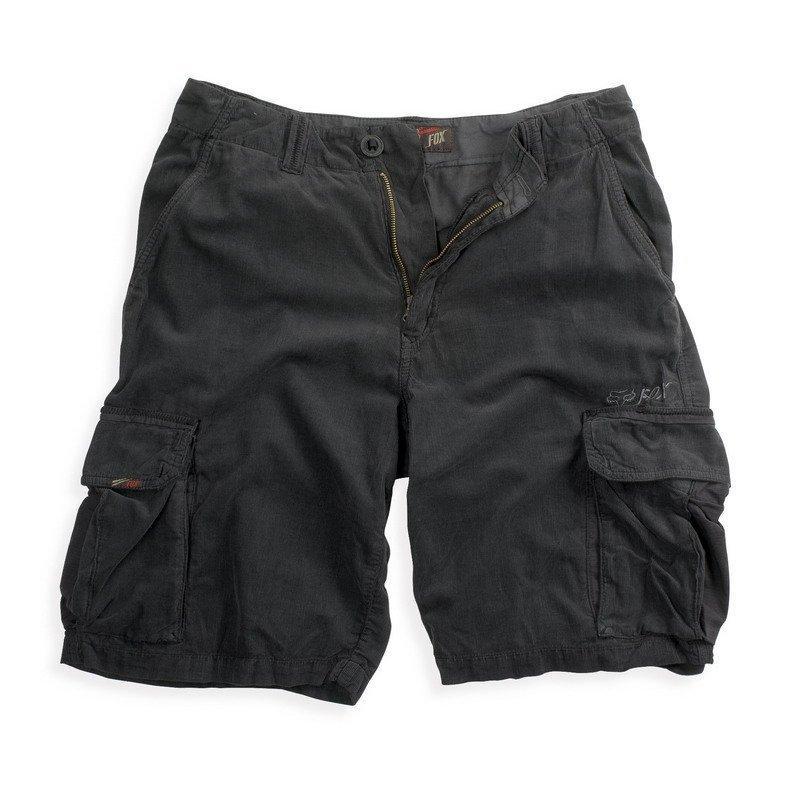 Повседневные шорты FOX Covert Cargo Short [Black], 33