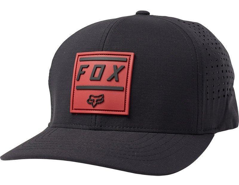 Кепка FOX LISTLESS FLEXFIT HAT [BLACK], L/XL