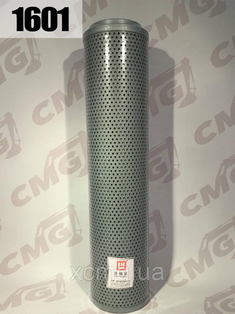 Фільтр гідравлічний 100010014 / XGHL2-400X10P для GR215 XCMG