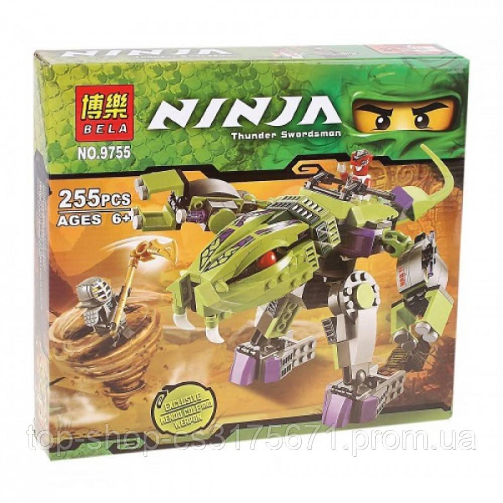 Конструктор NINJA BELA  9755