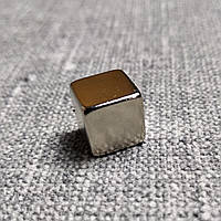 Магнит неодимовый куб  5х5х5 мм, фото 1