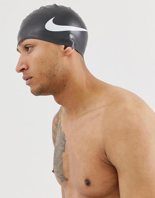Шапочка для плавания Nike BIG SWOOSH SILICONE TRAINING CAP