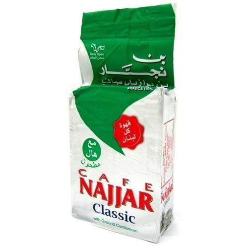Кофе с кардамоном Najjar 200 грамм