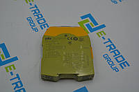 PILZ Защитное реле PILZ PNOZ s3 24VDC 2 n/o 750103