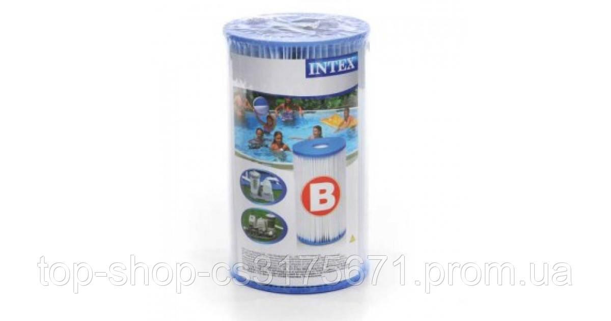Intex 29005 картридж для фильтра тип B