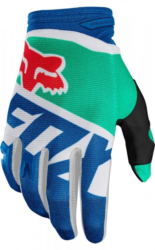 Мото перчатки FOX DIRTPAW SAYAK GLOVE [GRN], L (10)
