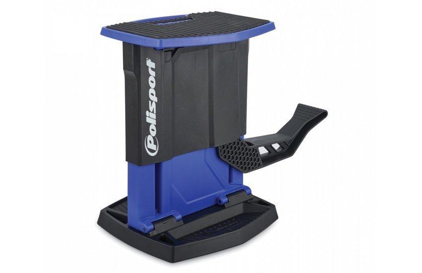 Подставка под мотоцикл Polisport Lift Stand MX [BLUE/BLACK]