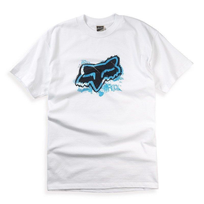 Футболка FOX Mischief Tee [WHITE], XL