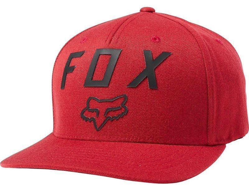 Кепка FOX NUMBER 2 FLEXFIT HAT [CRDNL], L/XL