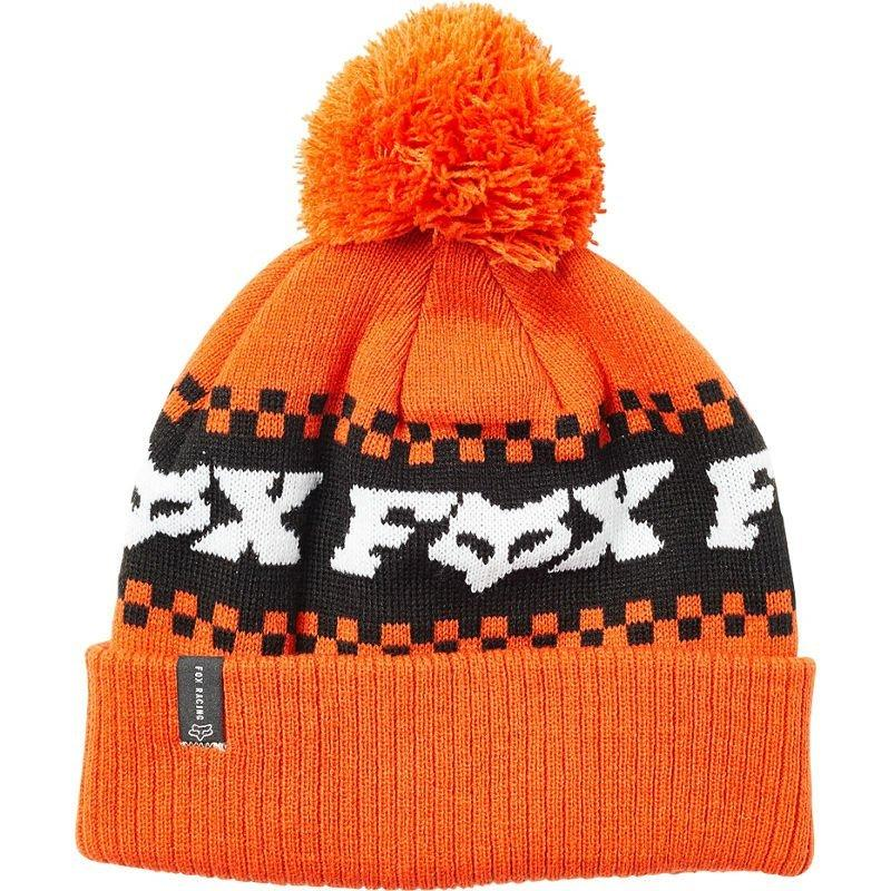 Шапка FOX OVERKILL BEANIE [ATMC ORANGE], One Size