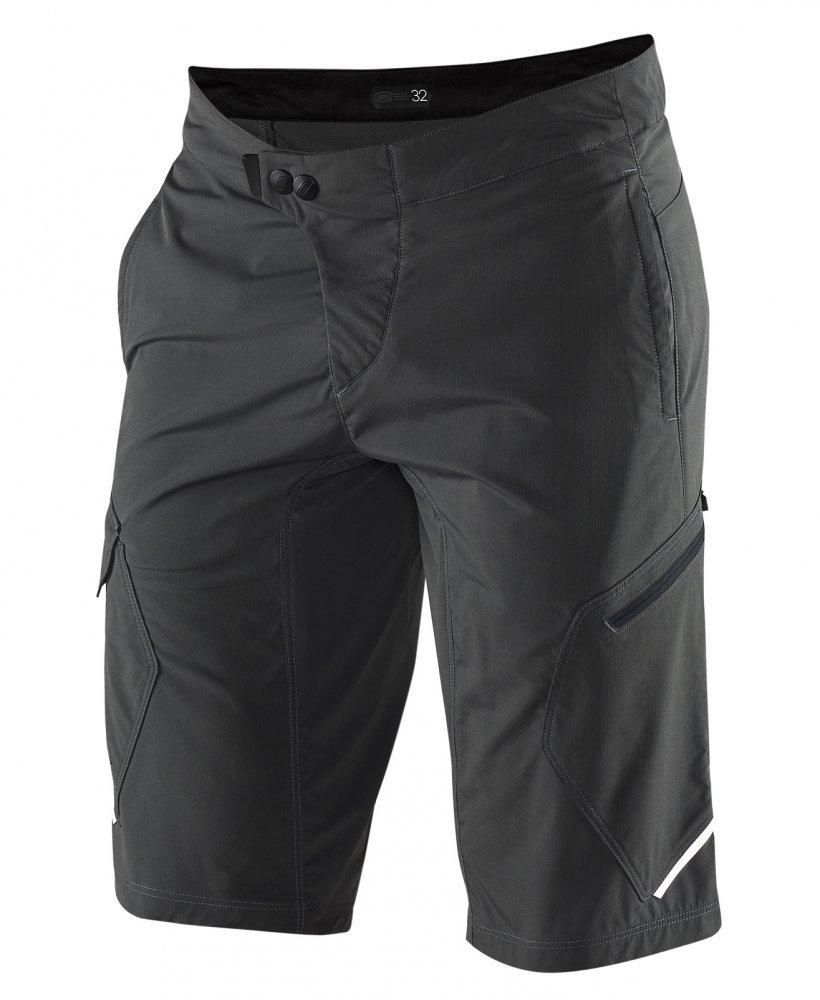 Вело шорты Ride 100% RIDECAMP Shorts [Charcoal], 36