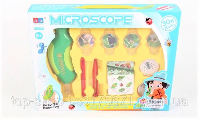 Детский набор  микроскоп 3109A