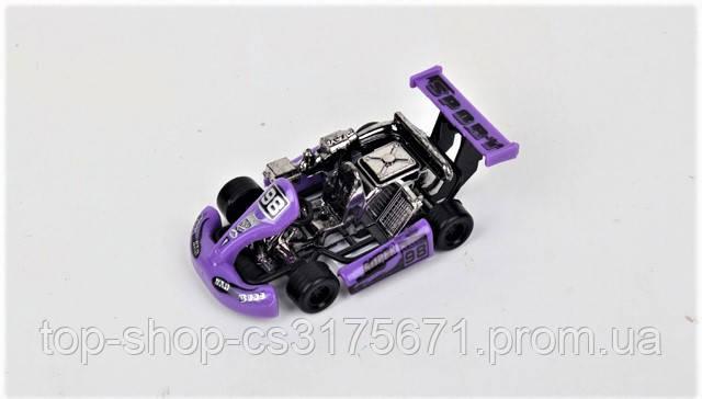 Инерционная машина спортивный картинг 0389