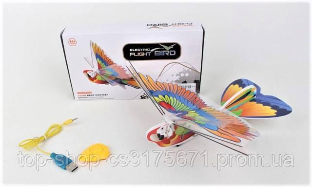 Летающая птица на р/у 340