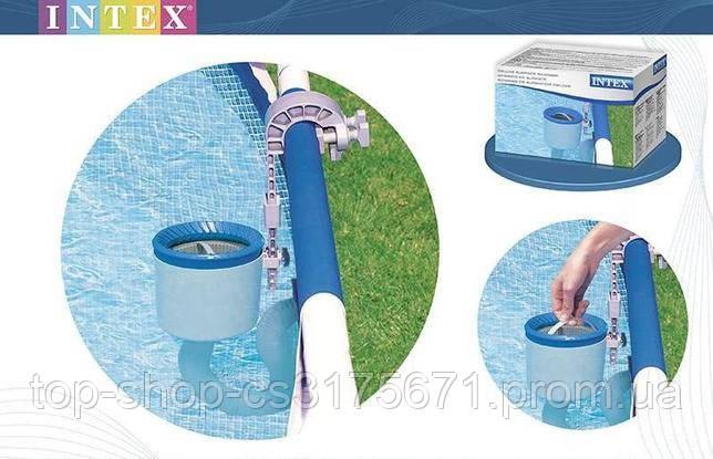 Скиммер для бассейнов INTEX 28000 или 58949