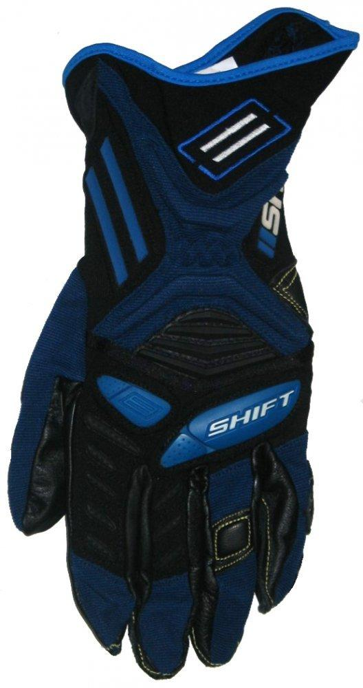Мотоперчатки SHIFT Hybrid Delta Glove [Blue], M (9)