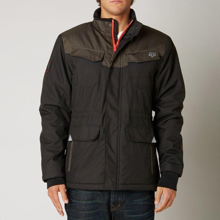 Куртка FOX WHEELBASE JACKET [BLACK], L