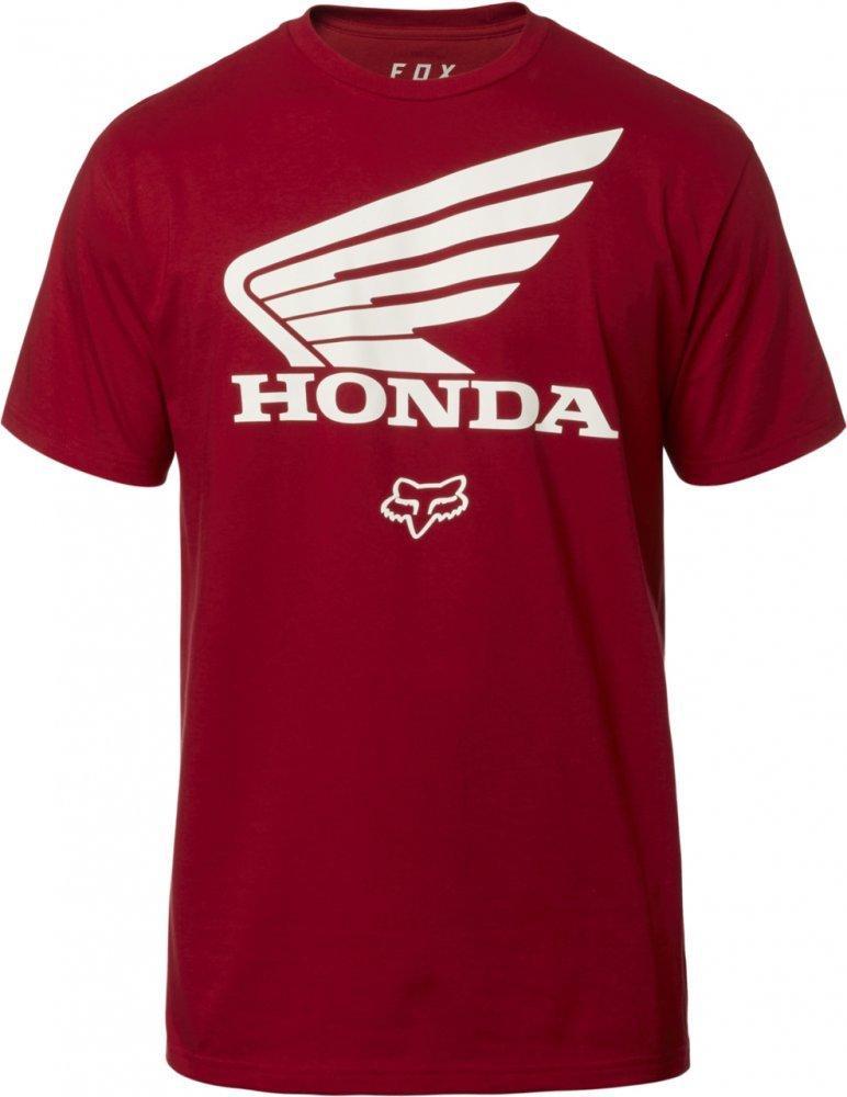 Футболка FOX HONDA TEE [CRDNL], L