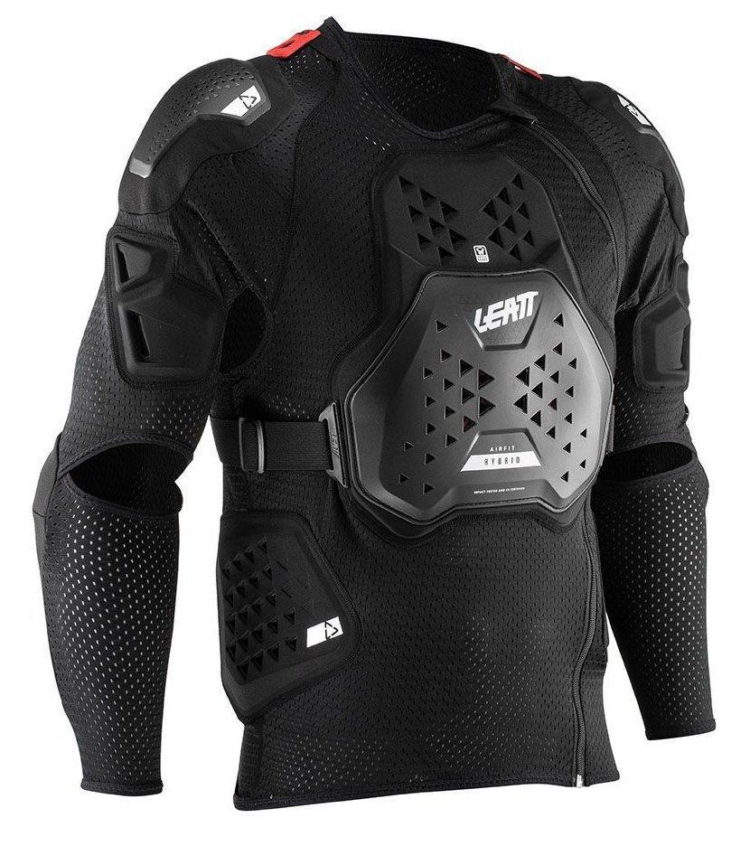 Мотозащита тела LEATT Body Protector 3DF AirFit Hybrid [Black], XXL